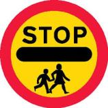 Stop Children Crossing