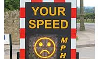 Speed Indicator Device